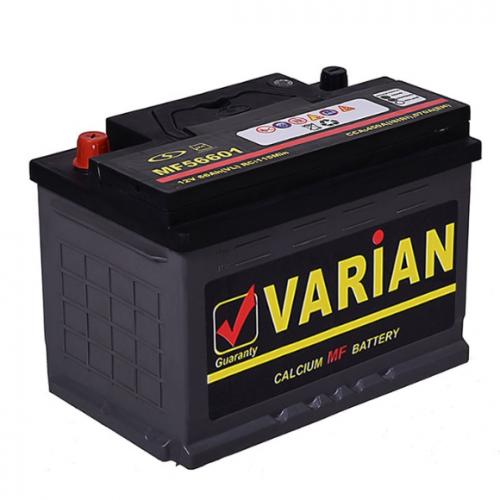 باتری سیلد مدل MF56601 واریان 66 آمپر