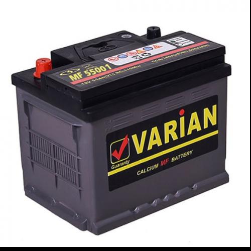 باتری سیلد مدل MF55001 واریان 50 آمپر